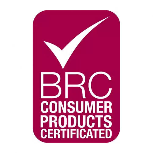 BRC Certificated