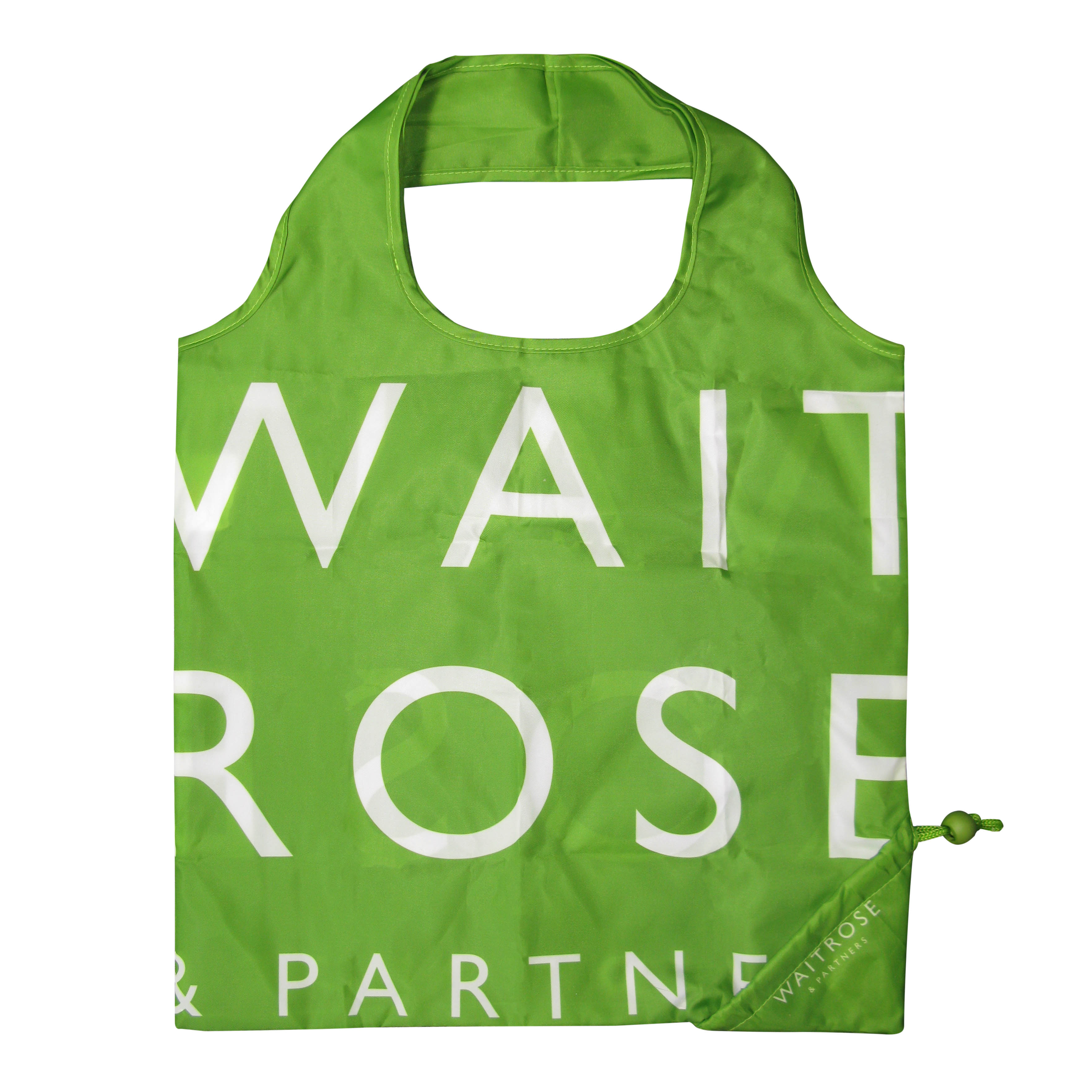 Waitrose Core Drawstring Pouch bag