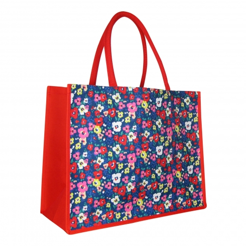 Royal British Legion Ditsy Floral Shopper