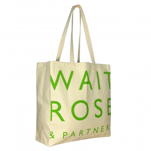 Waitrose Core Cotton Shopper