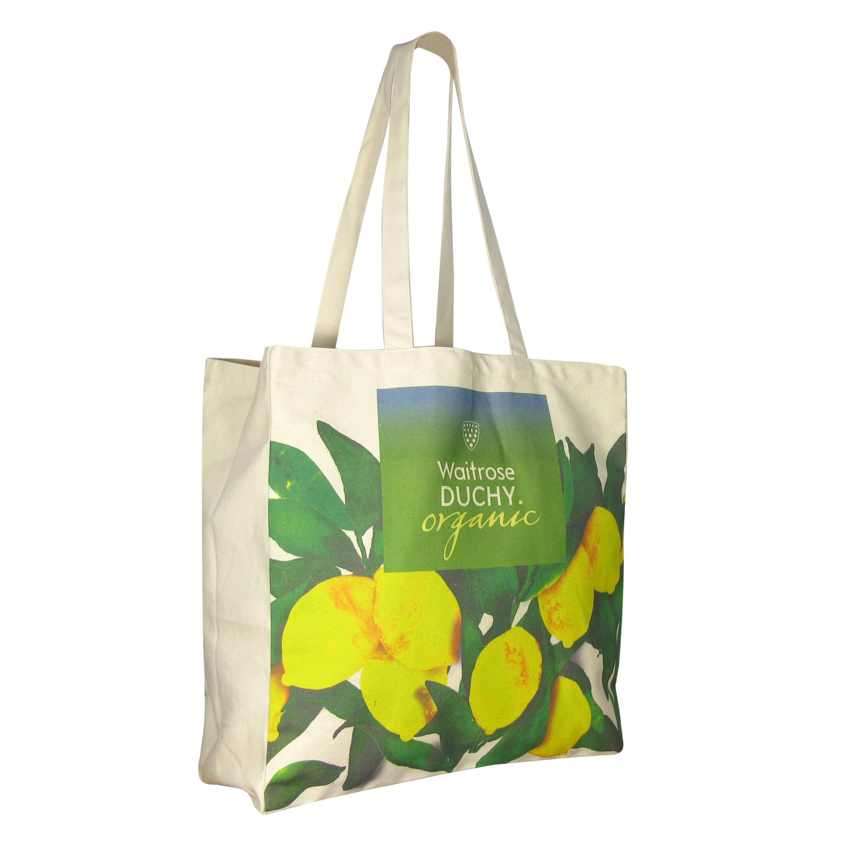 Waitrose Duchy Organic Cotton Shopper
